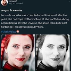 It took Natasha dying for people to respect and admire her! I know, not everyone waited to join the bandwagon. Some of us have been fans from the beginning. I'll miss you, Nat. Funny Marvel Memes, Marvel Jokes, Dc Memes, Avengers Memes, Marvel Heroes, Marvel Avengers, Natasha Romanoff, Dc Comics, Disney Marvel