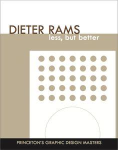 Cover: Dieter Rams - Draft 2