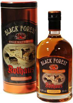 Rothaus Black Forest Whisky Dark Rum Cask Finish 2015   bolou.de