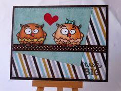 Tarjeta de San Valentín #papersmooches