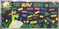 Words of the Month for MAY! Our school mascot is a dragon! Check out the sunglasses. Read 180, Professional Learning Communities, Classroom Organization, Dragon, Kids Rugs, Sunglasses, Reading, School, Check
