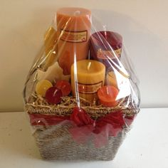 Corporate Gifts : Corporate Gifts : Corporate Gift Baskets - My Gifts List Corporate Gift Baskets, Corporate Gifts, Fall Gifts, Christmas Gifts, Homemade Gifts, Diy Gifts, Diy Presents, Fall Gift Baskets, Candle Factory