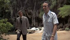 Christopher Lee - The Man with the Golden Gun (1974)