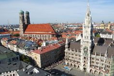 Munich, Germany - Great parks, amazing sites, and fantastic beer.