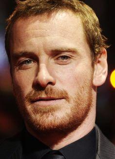 Fassy Ginger Beard! Michael Fassbender