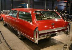 1966 Cadillac DeVille Custom Hess Eisenhart Station Wagon