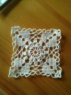 «Stricken, Babystricken, Strickmuster, Handstricken … – My Strictmuster Crochet Bedspread Pattern, Free Crochet Doily Patterns, Crochet Lace Edging, Crochet Blocks, Crochet Diagram, Crochet Squares, Filet Crochet, Crochet Designs, Crochet Doilies