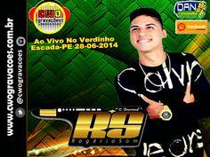 CWO GRAVAÇÕES: Baixe o Show ao Vivo do ROGÉRIO SOM O Fenomenal no...