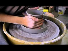 Throwing a Cake Stand - YouTube