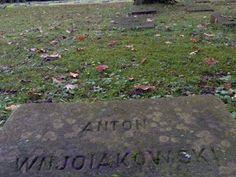 Das Grab von Zwangsarbeiter Anton Wujciakowski auf dem Bonner Nordfriedhof. Foto: Fuss