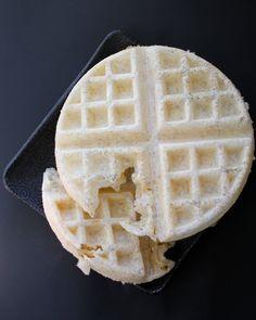 Moffles (mochi waffl