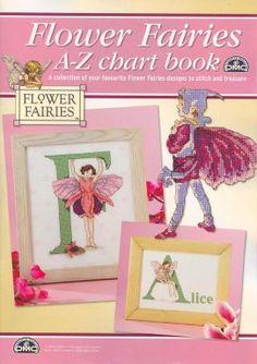 Flower Fairies A-Z chart book