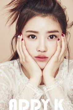 Mijoo (Lovelyz) - AddyK Magazine January Issue '17