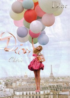 I personally love this Dior advertisement & perfume, it's one of my favorites ever! Dior.