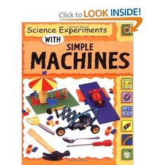 Science Experiments with Simple Machines (Science Experiments (Paperback Franklin Watts)): Sally Nankivell-Aston, Dorothy Jackson: 9780531154458: Amazon.com: Books