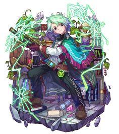 梅露可图鉴 [探秘人心者] 艾尔哈鲁特 Manga Boy, Manga Characters, Anime Figures, Fantastic Art, Character Design Inspiration, Character Concept, Cute Art, Anime Guys, Anime Art