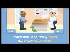 jake takes the cake - story