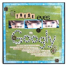 @CSMscrapbooker posted to Instagram: Feature Friday! We are googly over this layout designed by Michelle King from Calgary, Alberta. Michelle's layout was featured in the Spring 2017 issue of Creative Scrapbooker Magazine. Calgary, Scrapbook Layouts, Layout Design, Friday, King, Magazine, Creative, Frame, Instagram