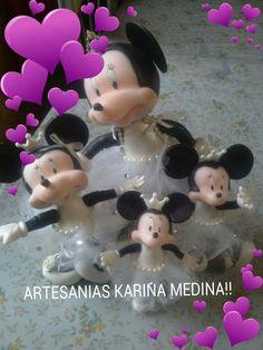 Minnie bailarinas !!!