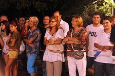 """""""shhhh acción"""" gente #SantaColomadeGramenet #LaEstrella"""