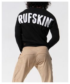 FRANCHISE (BLACK) - RUFSKIN - CRAFTED IN CALIFORNIA