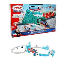 """Fisher-Price Thomas & Friends Icy Boulder Chase Set - Fisher-Price - Toys """"R"""" Us"""