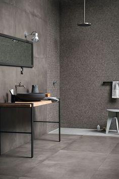 marazzi httpcentophobecommarazzi 2 concrete bathroombathroom - Concrete Bathroom Decoration
