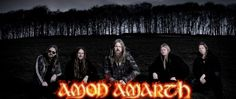 In Depth interview with Johan Söderberg of Amon Amarth on crypticrock.com!