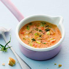 """Tomaten-Kokos-Suppe (aus """"Kochen für Faule"""")"""