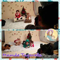 Bom dia! Ensaio fotografico do Natal de 2016