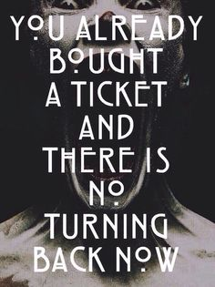 American Horror Story : Freak Show ya compraste un boleto y no hay vuelta atrás ahora