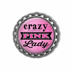 Direct Sales Pink Lady Magnet Crazy Pink Lady MLM Marketing