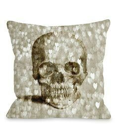 . Canvas Art Prints, Canvas Wall Art, Framed Prints, Framed Wall, Oliver Gal, Josie Loves, Heart Pillow, Skull Fashion, Grey And Gold