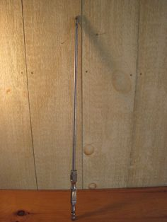 Vintage Embalming Rod Morticians Tool by Undertaker's Supply Chicago Illinois. $95.00, via Etsy.