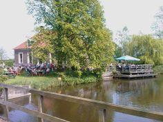 2012-05 Uitspanning Het Muldershuis nabij de Mallumse watermolen