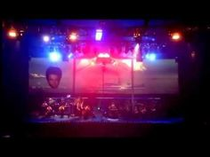 Forever Autumn.(Justin Hayward)The War Of The Worlds in concert-Jeff Way...