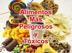 Los 10 Alimentos Más Peligrosos y Tóxicos