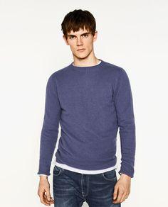 c4fbc1133c0 LAMBSWOOL SWEATER from Zara £19.99 Wool Sweaters
