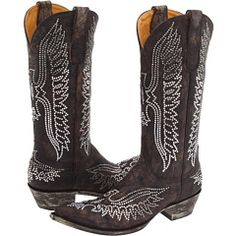 One of my favorite pair Old Gringo boots!