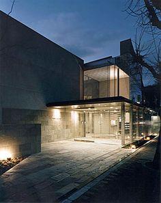 Japanese-Architecture-Design-of-Garden-Passage-Hiroo-Tokyo
