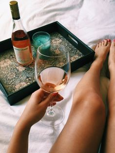 Rosé Wine Pairings for Every Season! Rosé is definitely not just for those spring and summer months! Read on for pairings for spring, summer, fall and winter!