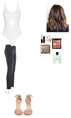 """""""Untitled #80"""" by paulans on Polyvore featuring Stuart Weitzman, MAC Cosmetics, Urban Decay and Marc Jacobs"""
