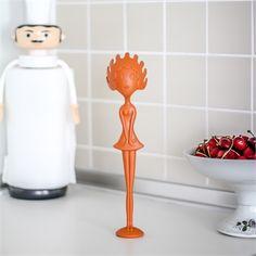 Spagetti Kaşığı Missagetti - 40 TL l #kasik #mutfak #renkli