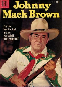 408 best Johnny Mack Brown images on Pinterest