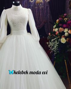 Glnlk – Hijab World Muslimah Wedding Dress, Muslim Wedding Dresses, Princess Wedding Dresses, Bridal Dresses, Wedding Gowns, Prom Dresses, Dresses Uk, Vestidos Vintage, Vintage Dresses