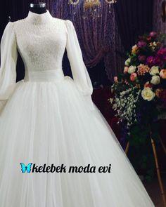 Glnlk – Hijab World Muslimah Wedding Dress, Muslim Wedding Dresses, Bridal Dresses, Wedding Gowns, Prom Dresses, Hijab Bride, Dresses Uk, Vestidos Vintage, Vintage Dresses