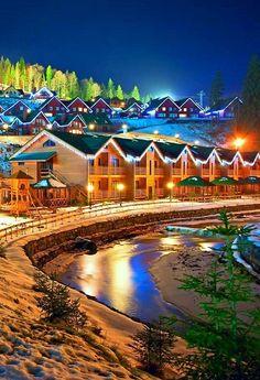Bukovel - Carpathian Mountains - Ukraine
