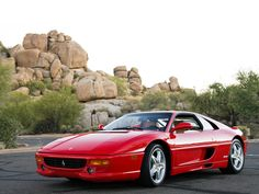 Ferrari F355 Berlinetta '1994–99  I've driven this car.  One of the truly religious experiences in my life :)
