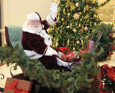 Arts Speak: Q & A with Santa