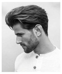 Mens Medium Length Hairstyles, Medium Length Hair Men, Medium Hair Cuts, Medium Hair Styles, Cool Hairstyles, Classic Mens Hairstyles, Long Hairstyles For Men, Wedding Hairstyles, Hairstyles Haircuts